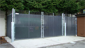 Image about Commercial Fencing