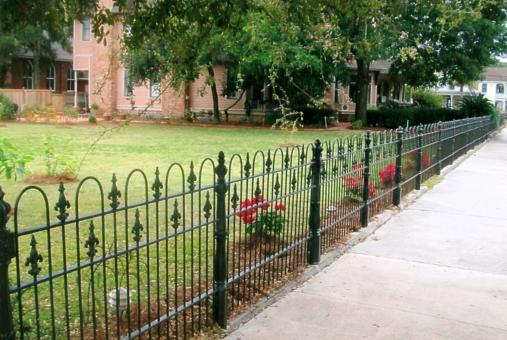 Residential lone star fence construction - Fotos de cerramientos ...
