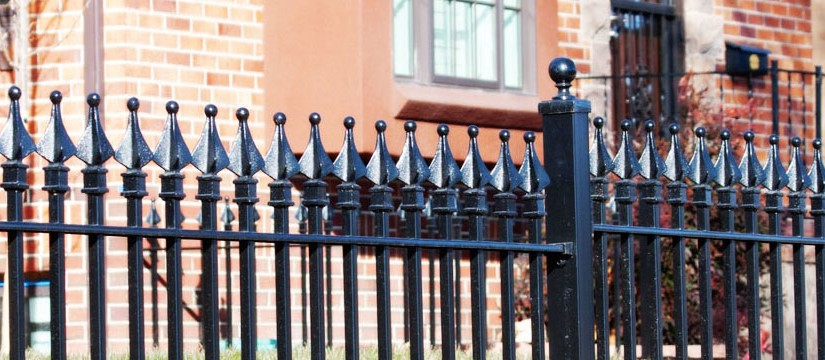 Custom Gates and Access Control