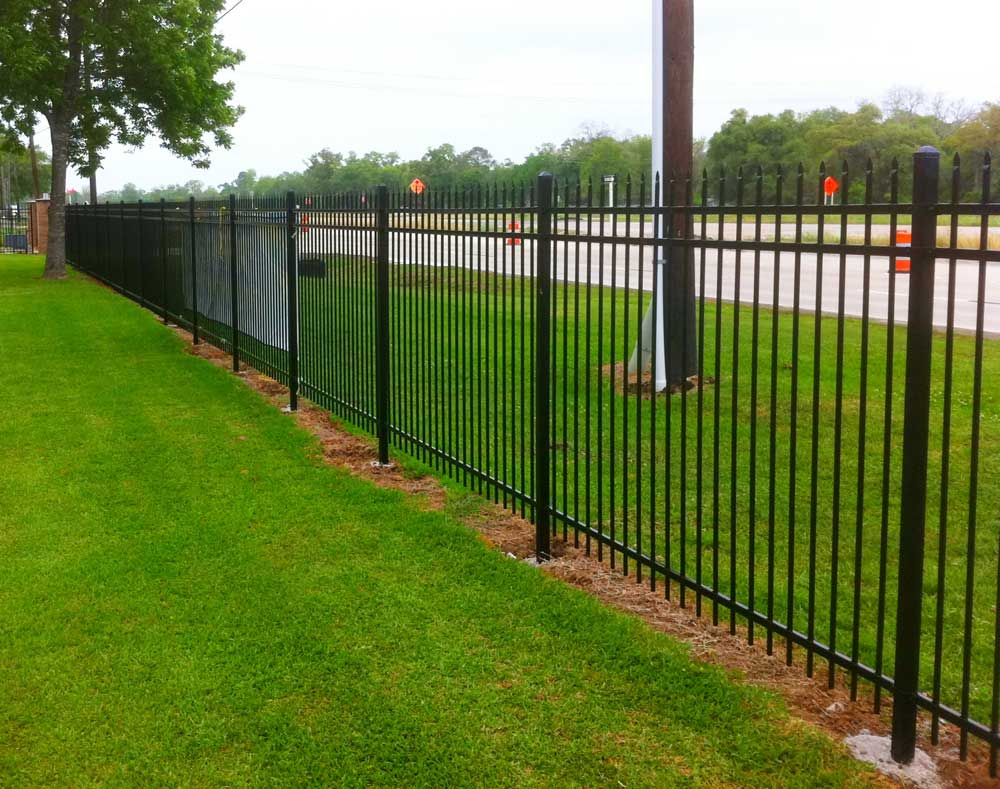 Wrought Iron Lone Star Fence Amp Construction