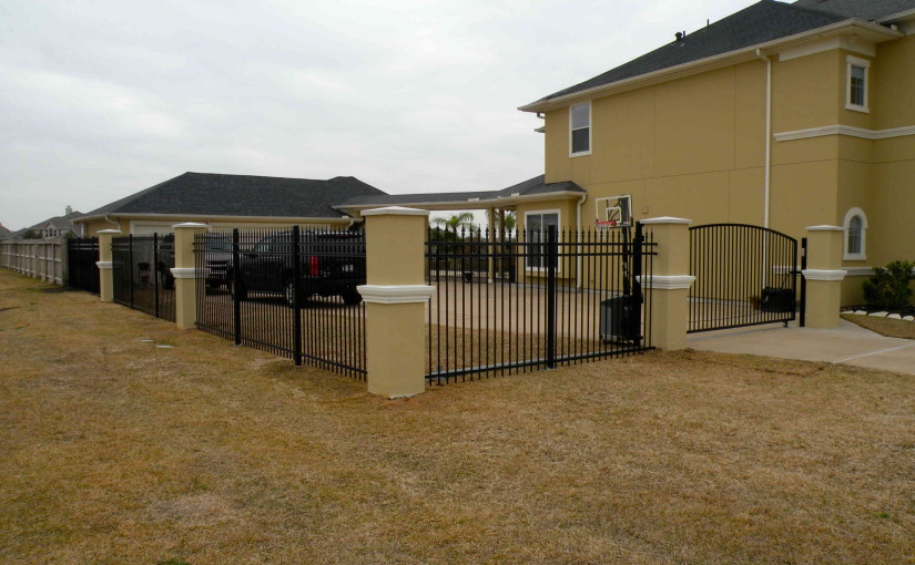 Masonry Fences15