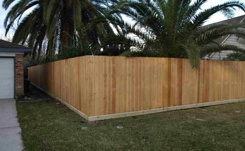 Wooden Fences89
