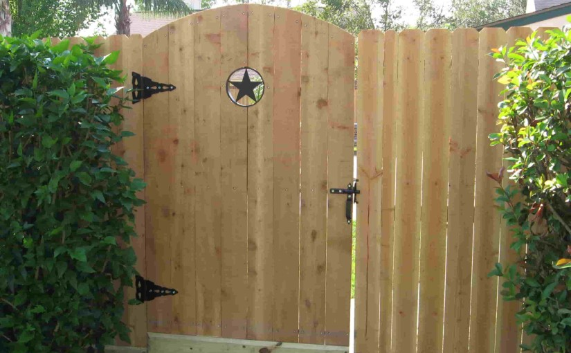 Wooden Fences90