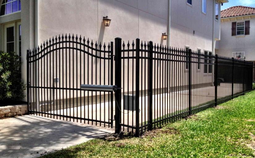 Wrought Iron Fences76