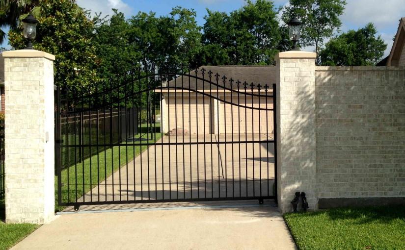 Masonry Fences16
