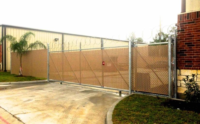 Chain Link Fences43