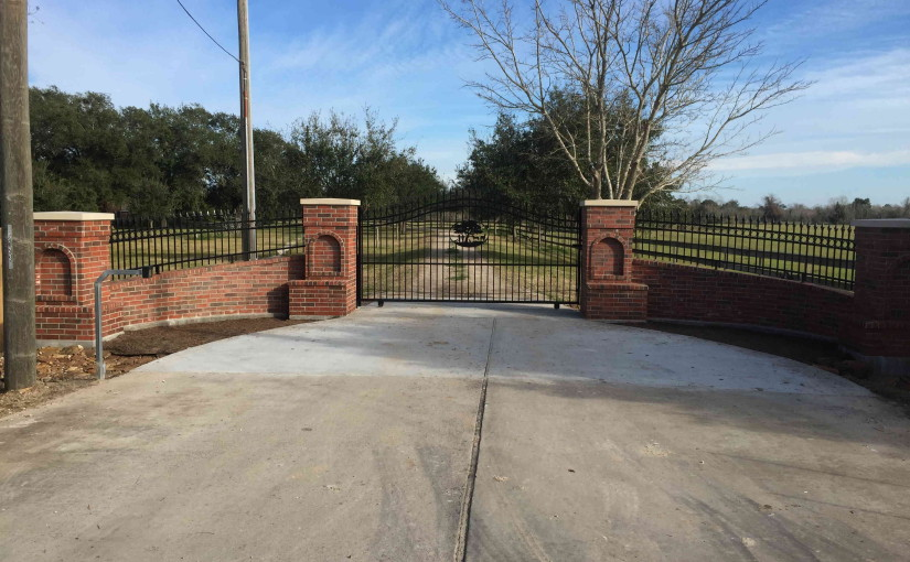 Masonry Fences17