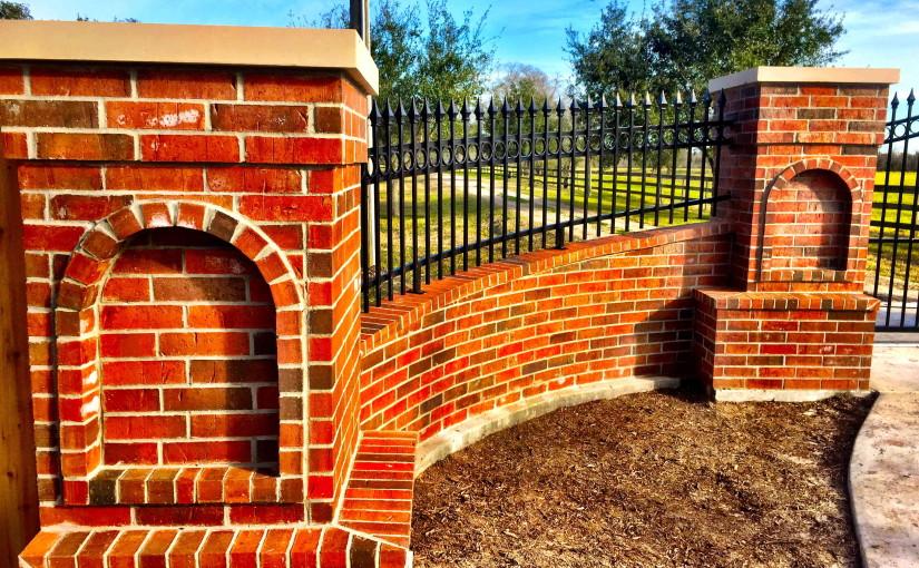 Masonry Fences18