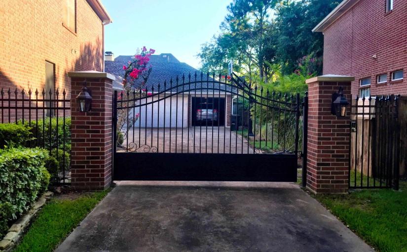 Masonry Fences19