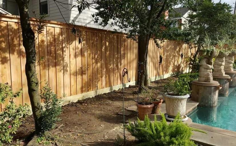 Wooden Fences93