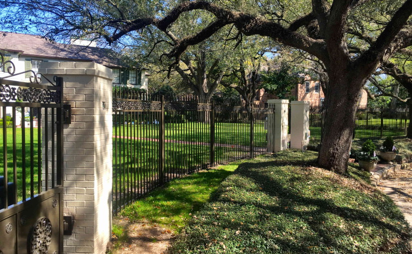 Wrought Iron Fences79