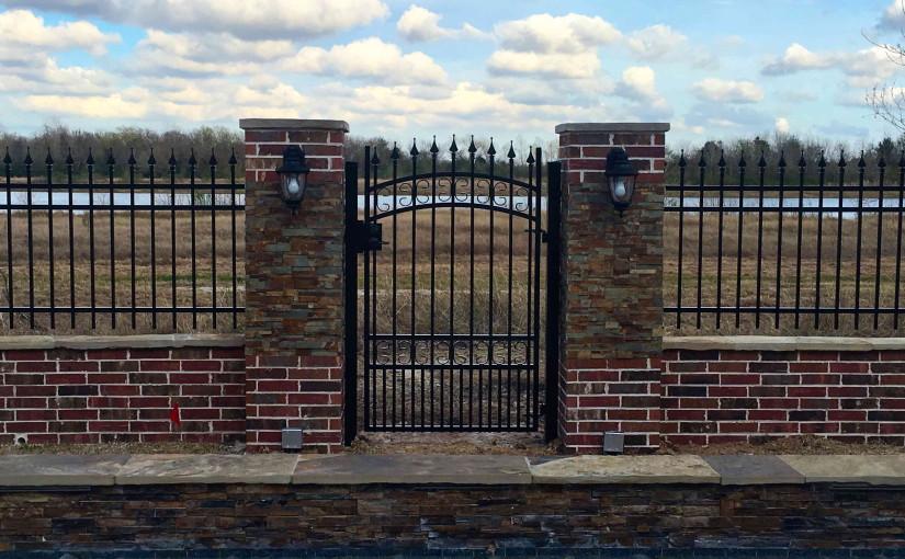 Masonry Fences20