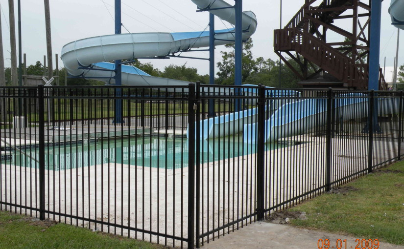 Wrought Iron Fences80