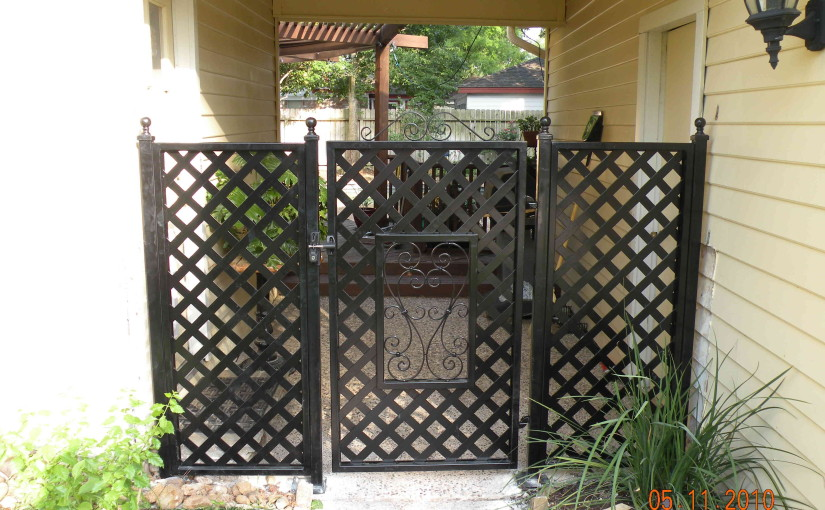 Wrought Iron Fences84