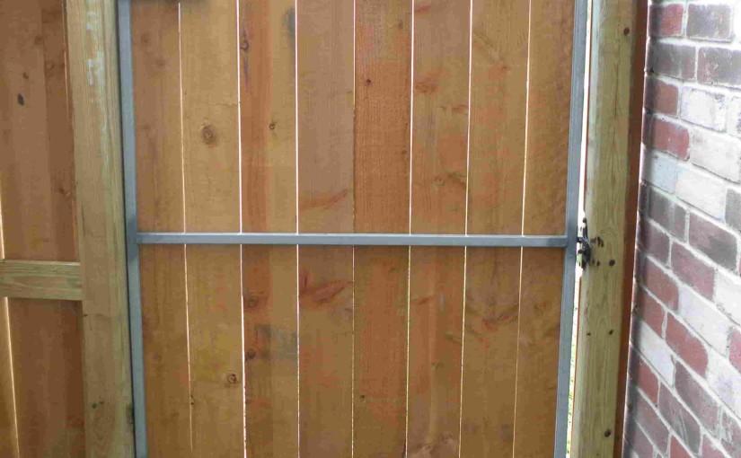Wooden Fences88