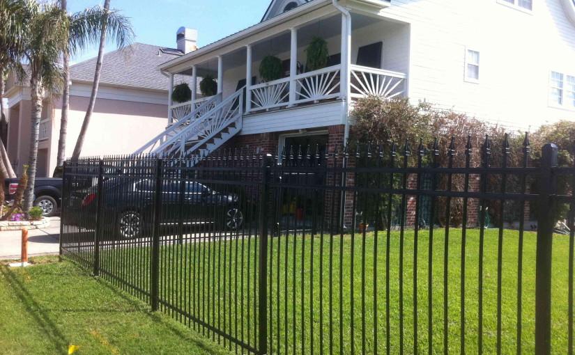Wrought Iron Fences81