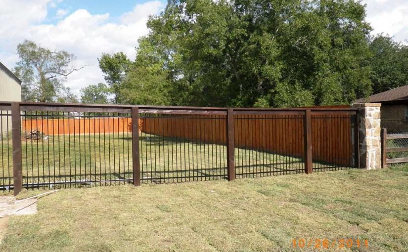 Wrought Iron Fences1