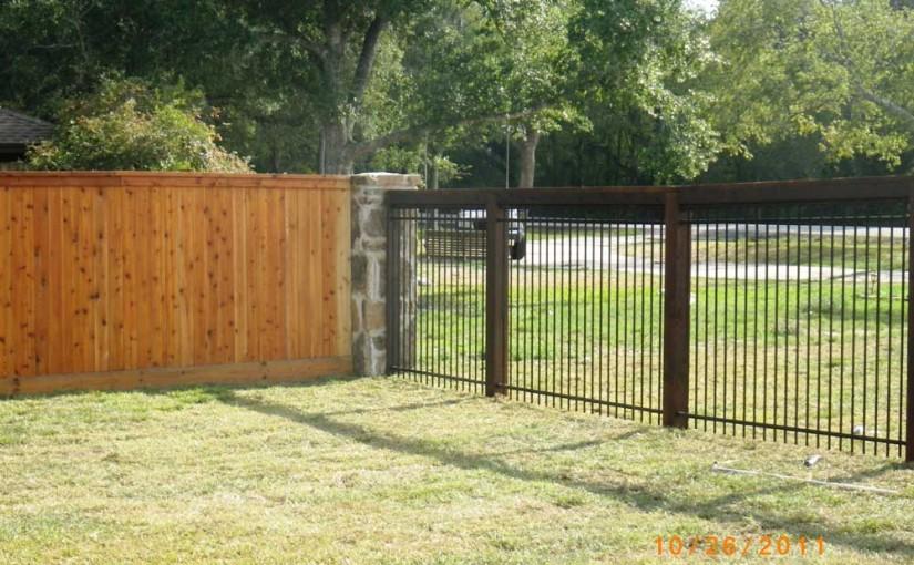 Masonry Fences1