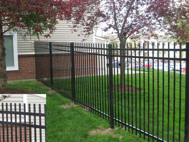 Wrought Iron Fences8