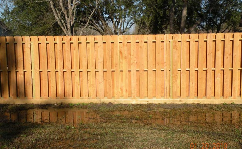 Wooden Fences33