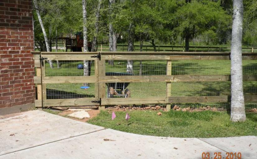 Wooden Fences65