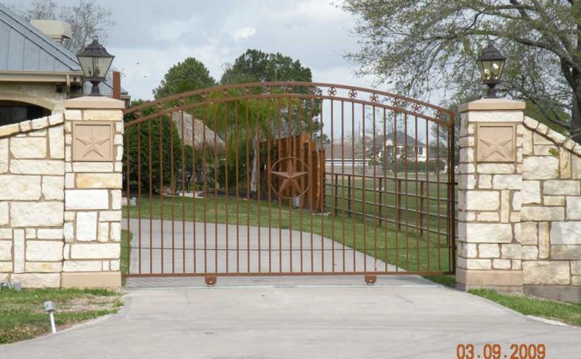 Masonry Fences8