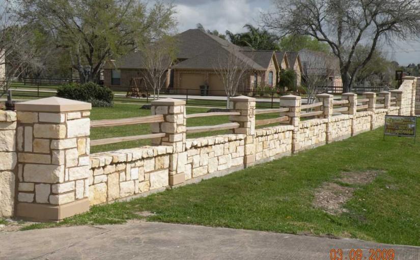 Masonry Fences12