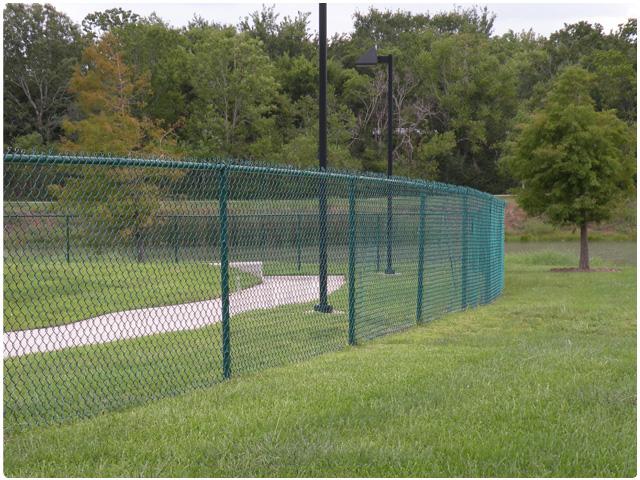 Chain Link Fences5