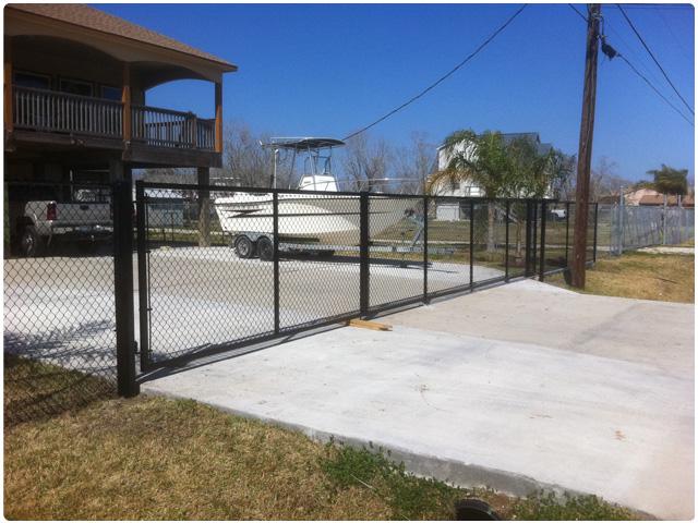 Chain Link Fences6