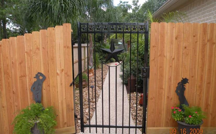 Wooden Fences7