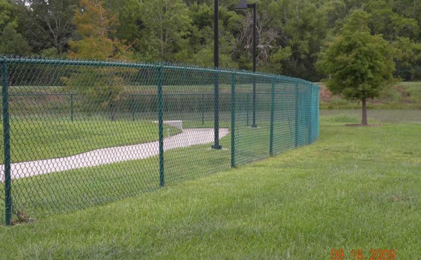 Chain Link Fences8