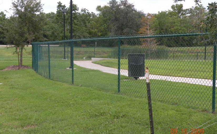 Chain Link Fences9