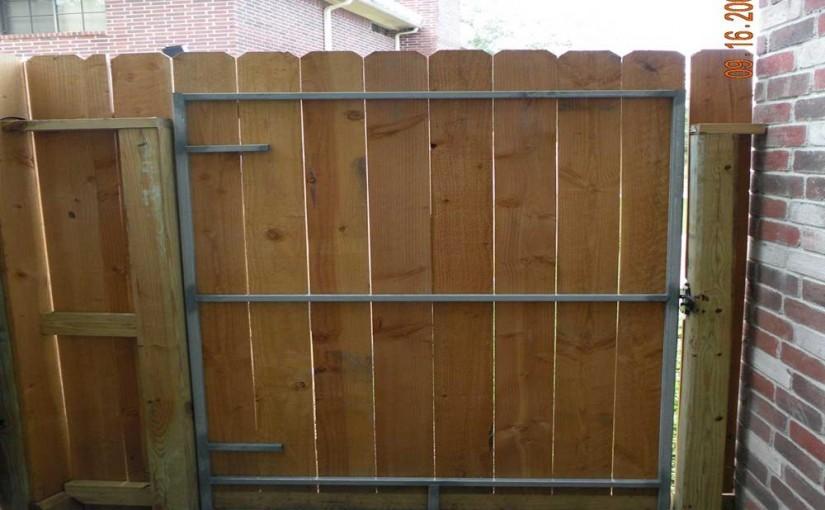 Wooden Fences12
