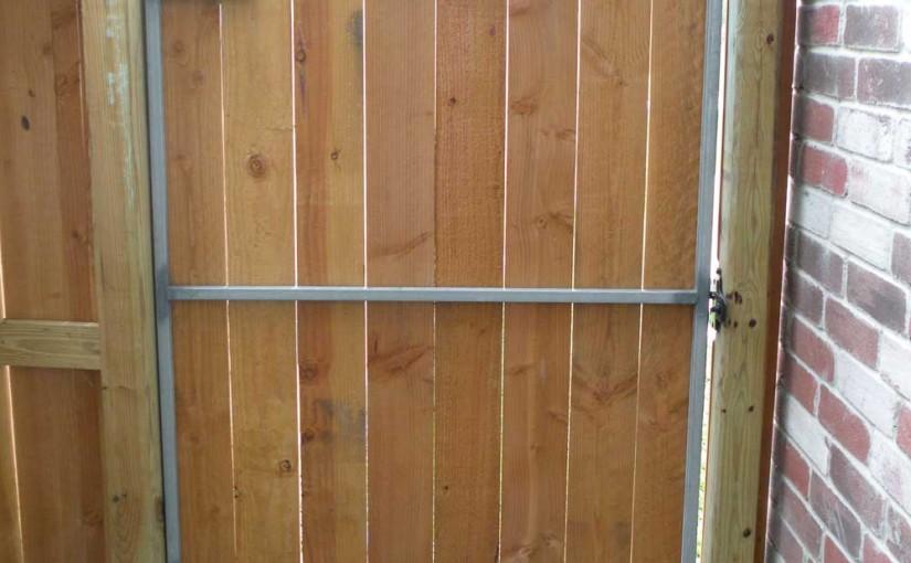 Wooden Fences13