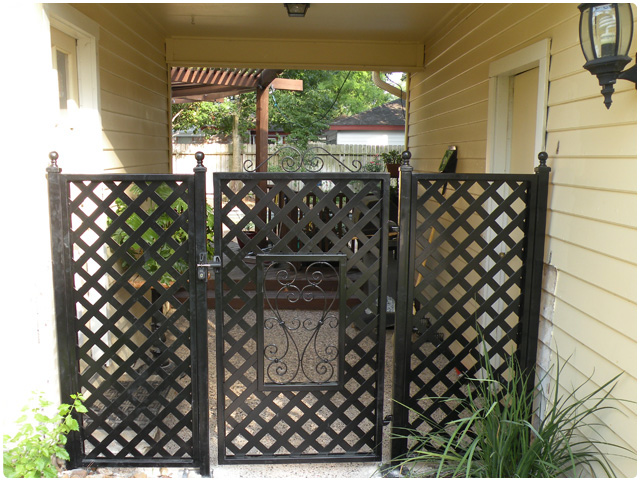 Wrought Iron Fences12