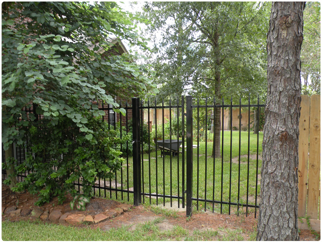 Wrought Iron Fences13