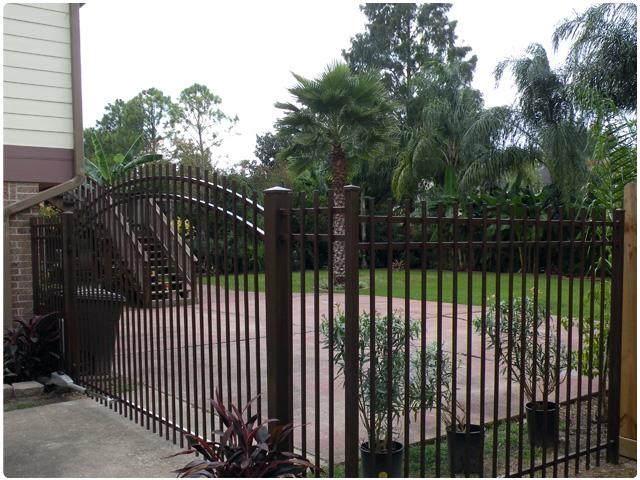 Wrought Iron Fences14