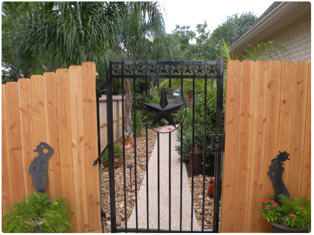 Wrought Iron Fences17