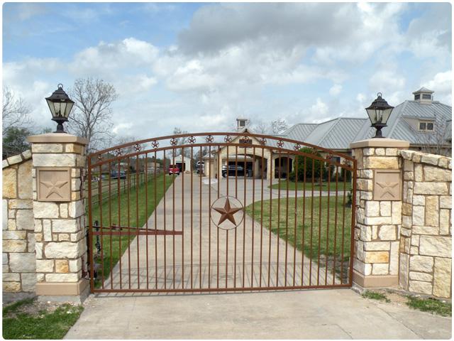 Masonry Fences2