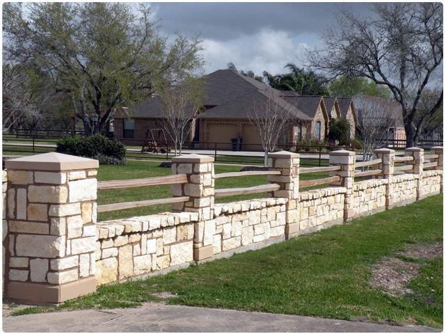 Masonry Fences3