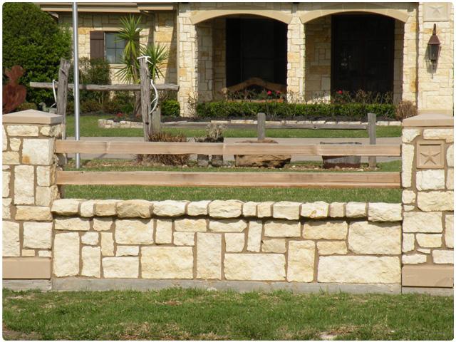 Masonry Fences4