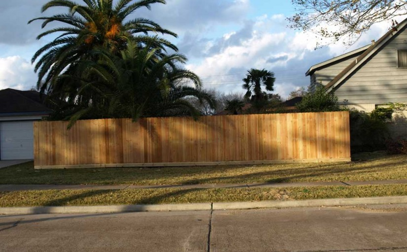 Wooden Fences36