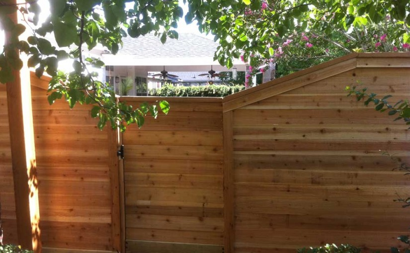 Wooden Fences37