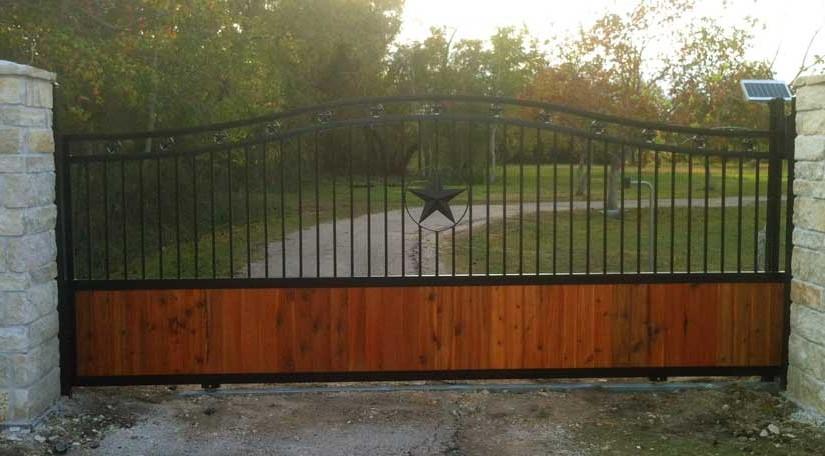 Automated Gates27