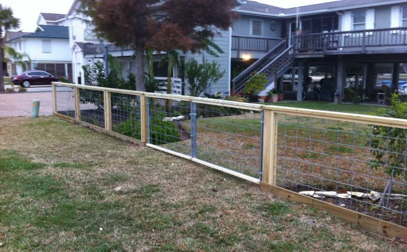 Wooden Fences41