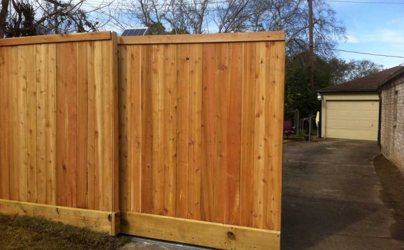 Wooden Fences42