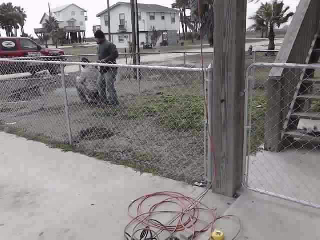 Chain Link Fences27
