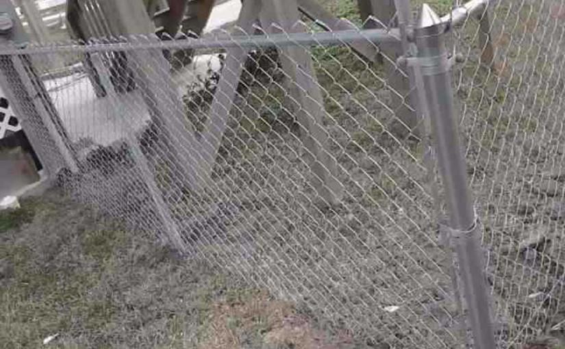 Chain Link Fences30