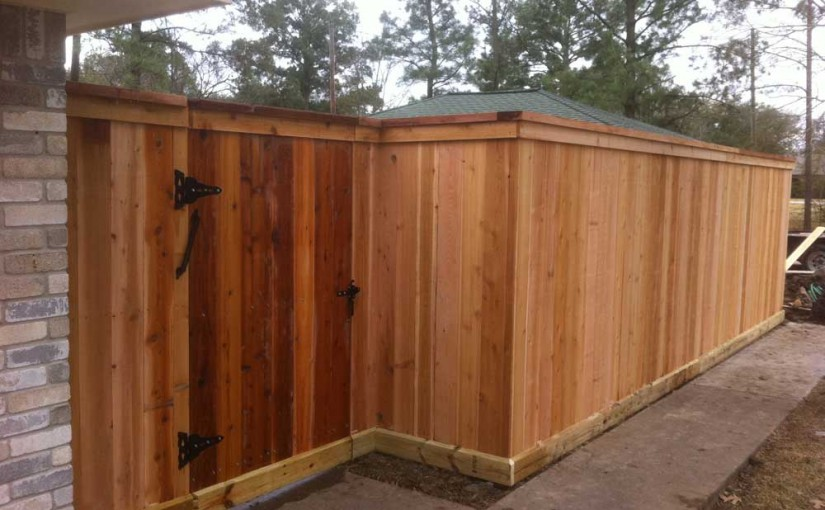 Wooden Fences44