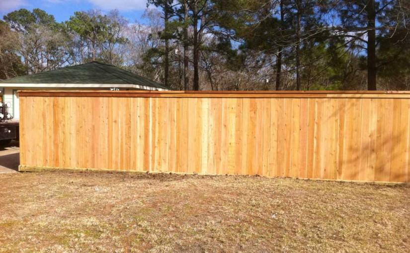 Wooden Fences47